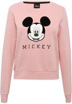 M&Co Disney Mickey print sweater