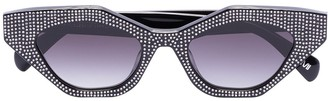 Chimi Space Star embellished sunglasses