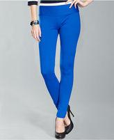 INC International Concepts Pants, Skinny Ponte-Knit Elastic-Waist