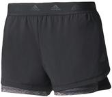 adidas Women's 2-in-1 Shorts