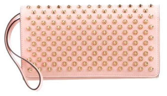 6de67daf3a7 Macaron Spike Wallet Pink Macaron Spike Wallet