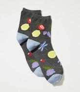 LOFT Garden Ankle Socks