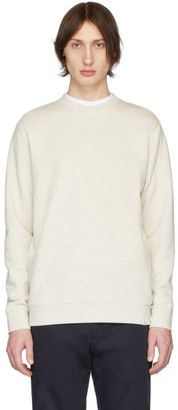 Norse Projects Off-White Vagn Classic Crewneck Sweater