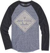 Zoo York Long-Sleeve Graphic Raglan Tee - Boys 8-20