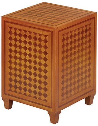 Bunny Williams Home Carel Side Table - Mahogany