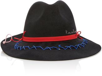 Ruslan Baginskiy Hats Wide-Brim Felt Fedora