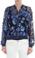 Twin-Set TwinSet Sheer Sequins Jacket
