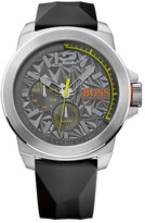 HUGO BOSS Men's New York Quartz Multi-Function Watch