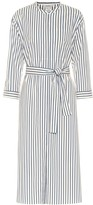 Max Mara S Bebbio cotton-blend maxi dress