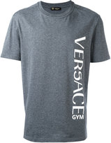 Versace Gym logo T-shirt - men - Cotton - 4
