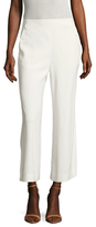 Sandro Button Pocket Cropped Pant