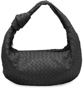 Bottega Veneta Large Jodie Leather Hobo Bag