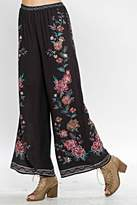 Flying Tomato Floral Bell Pants