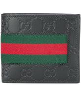 Gucci Web GG Supreme wallet