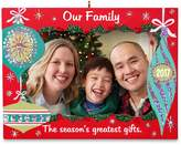 Hallmark Our Family Greatest Gifts Picture Frame 2017 Keepsake Christmas Ornament