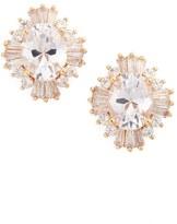 Cara Crystal Cluster Earrings