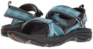 Naot Footwear Harbor - Source by Dream Blue) Women's Shoes