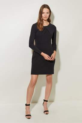 Great Plains Classic Jersey Round Neck Dress