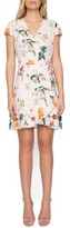 Willow & Clay Women's Floral Wrap Dress