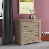 Ellenton 2 Drawer Lateral Filing Cabinet Greyleigh
