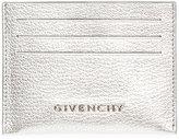 Givenchy Pandora Metallic Leather Card Case