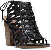 Fergalicious Vision Block-Heel Sandals
