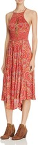 Free People Seasons In The Sun Printed Dress