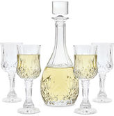 Circle Glass Odyssey 5-pc. Wine Decanter Set