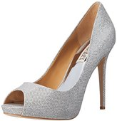 Badgley Mischka Women's Ponderosa Platform Pump