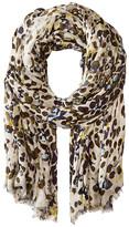 Roberto Cavalli New Cheetah Modal Shawl
