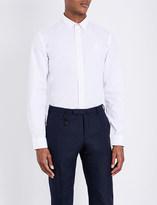 Thomas Pink Freeman plain classic-fit cotton shirt