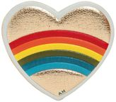 Anya Hindmarch Mini Heart Leather Sticker