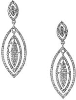 Anna & Ava Unella Orbital Drop Earrings