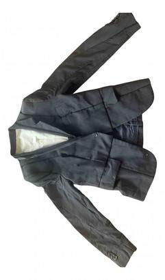 Maison Martin Margiela Pour H&m Blue Wool Jackets