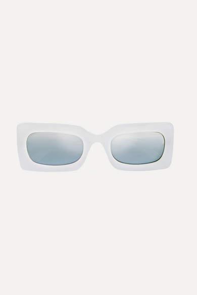 1fbed54bafe9d White Women s Sunglasses - ShopStyle