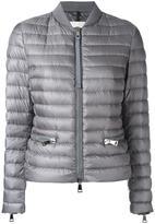 Moncler padded bomber jacket