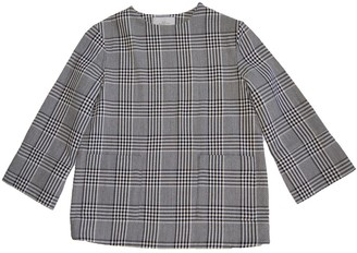 Studio Nicholson Grey Wool Top for Women