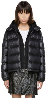 Moncler Black Down Copenhague Jacket
