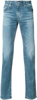 AG Jeans straight-leg jeans - men - Cotton/Polyurethane - 29