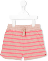 Stella McCartney striped shorts - kids - Cotton/Polyester - 4 yrs