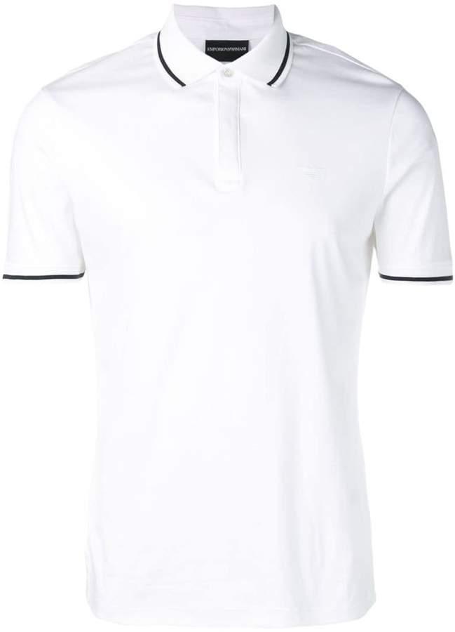 57cc758e Emporio Armani Men's Polos - ShopStyle