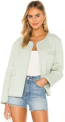 Tularosa Theo Quilted Jacket