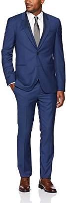 HUGO BOSS Hugo Hugo Men's Slim Fit Three Piece Suit-Phil/taylorv
