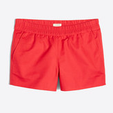 "J.Crew Factory 3"" Linen-Cotton Boardwalk Pull-On Short"
