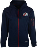 Majestic Men's Colorado Avalanche Ready For Action Full-Zip Hoodie