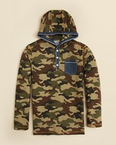 Sovereign Code Boys' Ralphie Camouflage Hoodie - Size S-XL