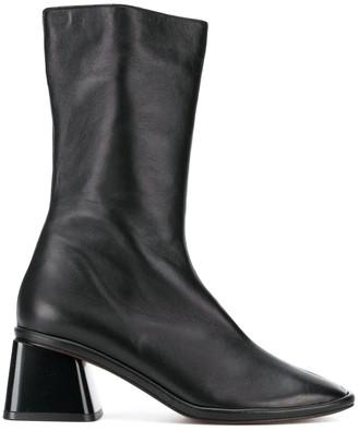 Clergerie Block Heel Boots