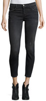 Current/Elliott The Stiletto Cropped Skinny Jeans, Sellwood Destroy