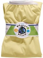 Planet Wise Reusable Diaper Pail Liner, Butter by Planet Wise Inc.