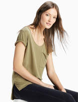 Lucky Brand Sand Washed Tee